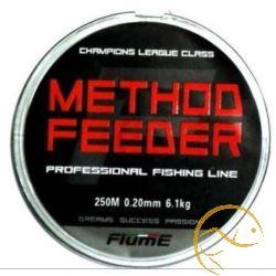 Fiume żyłka Method Feeder 250m 0,25mm