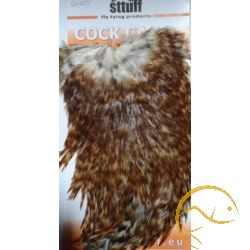 Sttuff Cock Capes Brown Grizzly