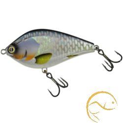 Molix Wobler Pike Jerk Floating- Natural Silver
