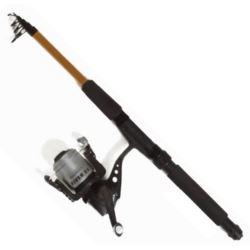 Grauvell wędka kołowrotek żyłka Piccolo 180cm/20g
