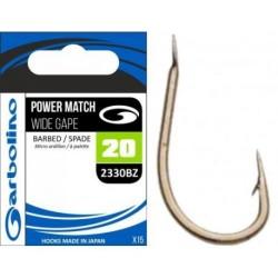 Garbolino haczyki Power Match 2330BZ Nr 16