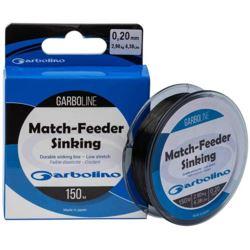 Garbolino żyłka Match Feeder Sinking 150m 0,144mm