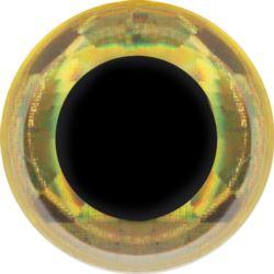 FFGene oczy Soft 3d Eyes 20szt. 6mm Prizm Gold